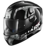 SHARKヘルメット SKWAL 2 TRION (Black Chrom Anthracite/KUA)