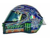 AGV Pista GP R Winter Test 2018 Rossi Helmet - Limited Edition