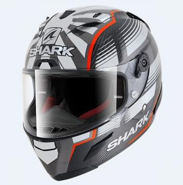 SHARKヘルメット RACE-R PRO CARBON Replica_Zarco_Malaysian_GP / Carbon Red Anthracite/DRA