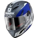 SHARKヘルメット RACE-R PRO Sauer ( Anthracite White Blue/AWB)