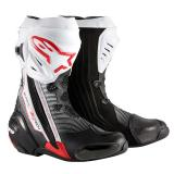 Alpinestars SUPERTECH R BOOT BLACK/WHITE/RED