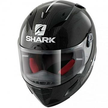SHARKヘルメット RACE-R PRO CARBON _ SKIN (Carbon White Black/DWK)