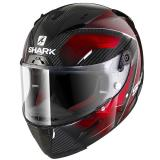 SHARKヘルメット RACE-R PRO CARBON Deager ( Carbon Chrom Red/DUR)